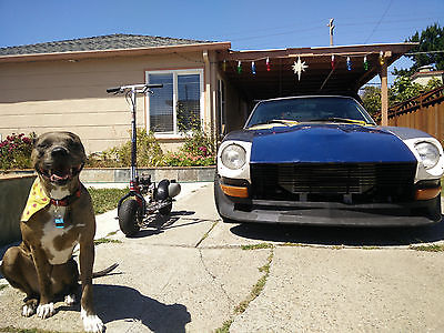 1973 Datsun Z-Series 240z Upgraded 73 Datsun 240z RB20DET - tons of work done