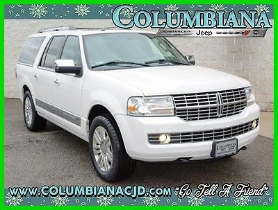 2013 Lincoln Navigator 4WD 4dr 2013 4WD 4dr Used 5.4L V8 24V Automatic 4WD SUV Premium