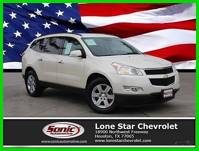 2011 Chevrolet Traverse LT w/1LT FWD 4dr 2011 LT w/1LT FWD 4dr Used 3.6L V6 24V Automatic Front-wheel Drive SUV OnStar