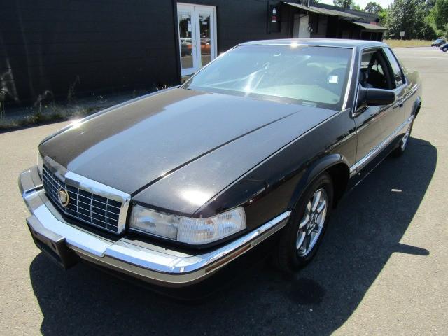 1993 Cadillac Eldorado 2dr Coupe *RED* SUPER CLEAN ELDO !!
