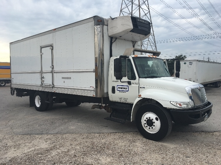 2013 International Durastar 4300  Refrigerated Truck