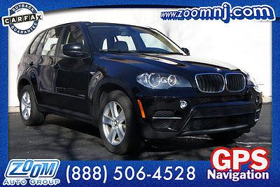 2011 BMW X5 35i Premium 35i Premium in stock 4 dr SUV Gasoline 3.0L I6 DOHC 24V Black Sapphire Me