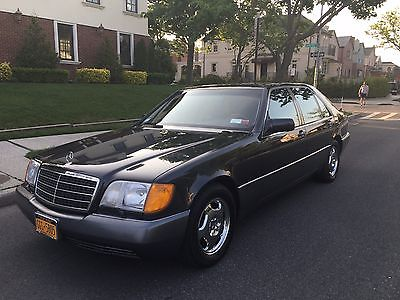 1992 Mercedes-Benz 600-Series SEL 1992 Mercedes Benz 600 SEL 80K **LOW MILES**