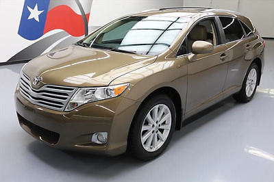 2011 Toyota Venza  2011 TOYOTA VENZA LEATHER BLUETOOTH ALLOY WHEELS 70K MI #048953 Texas Direct