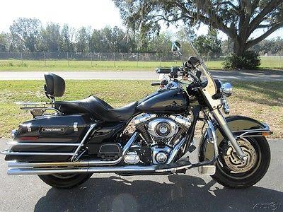 Roadking Police  2003 Harley-Davidson Roadking Police Used