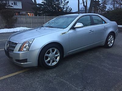 2009 Cadillac CTS 3.6L V6 -- 2009 CADILLAC CTS, BOSE, PANO ROOF! MINT!, NEW TIRES AND BRAKES! WOW!