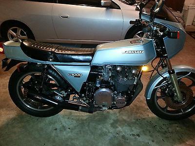 1978 Kawasaki KZ1000D Z1-R  1978 Kawasaki KZ1000 Z1-R