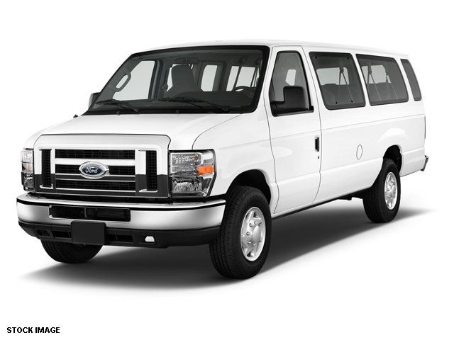 2012 Ford E-Series Wagon  Van