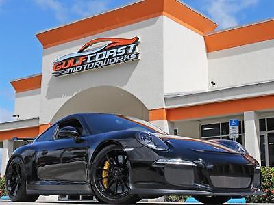 2014 Porsche 911 2014 Porsche 911 GT3 Blk/Blk Ceramic Brakes!! 5k miles