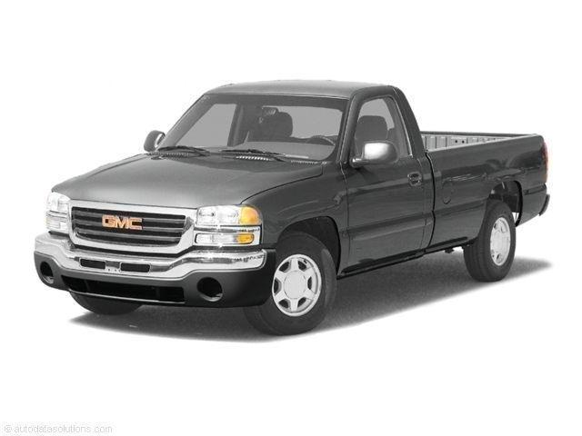 2005 Gmc Sierra 1500  Pickup Truck