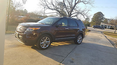 2011 Ford Explorer Limited Sport Utility 4-Door 2011 Ford Explorer Limited 4x4 Sport Utility 4-Door 3.5L