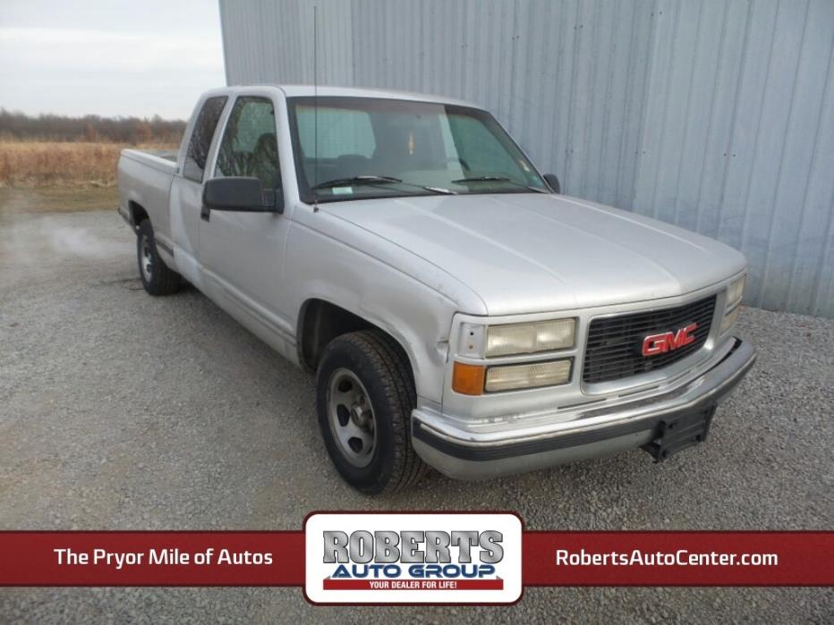 Gmc Dealers In Oklahoma >> 1995 Gmc Sierra 1500 Cars for sale