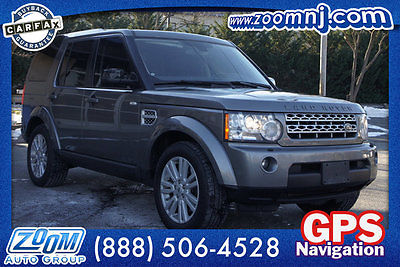 2011 Land Rover LR4 HSE HSE 2011 LR4 LR 3rd row Navigation Finance Warranty
