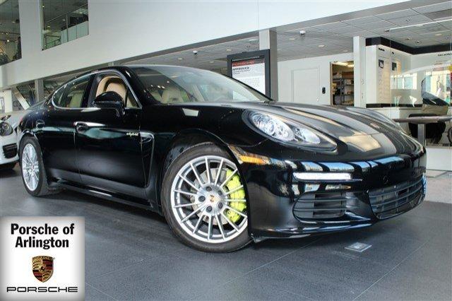 2014 Porsche Panamera 2014 Hatchback Used Intercooled Supercharger Gas/Electric V-6 3.0 L/183 Hybrid
