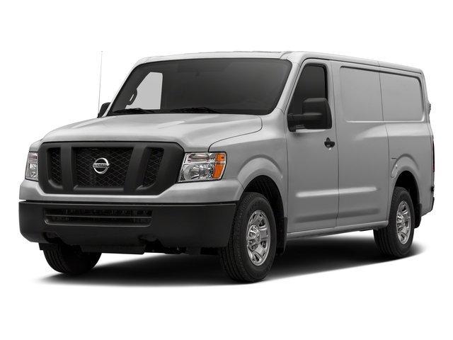 2017 Nissan Nv Cargo Cargo Van
