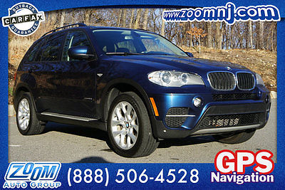2012 BMW X5 35i Premium 35i Premium In Stock 4 dr SUV Gasoline 3.0L Fully Loaded Warranty