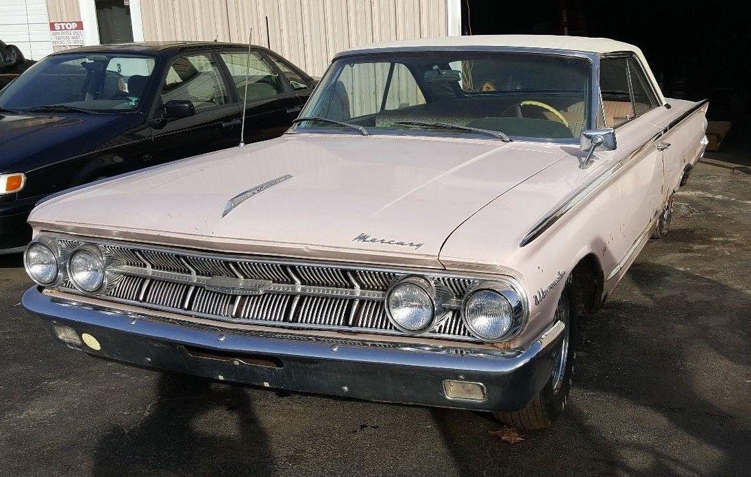 1963 Mercury Marauder 1963 MERCURY MARAUDER V8 FASTBACK 2 DOOR