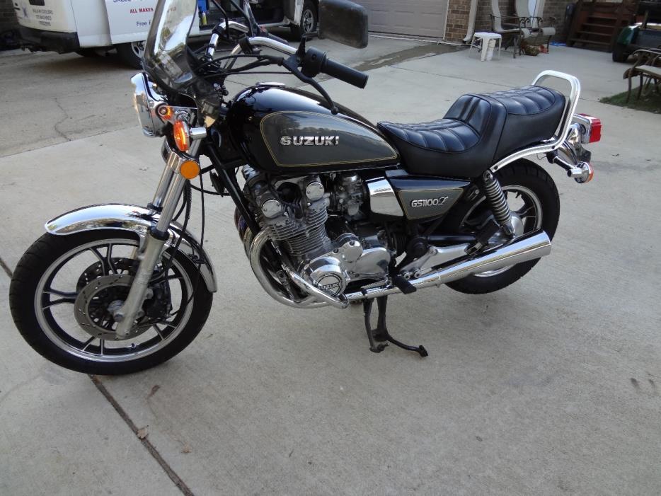 1981 Suzuki Gs1100 Motorcycles for sale