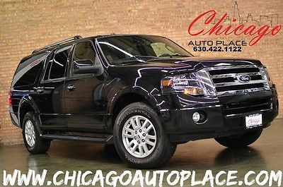 2014 Ford Expedition Limited - LEATHER HEATED/COOLED SEATS BACKUP CAM 3 2014 Ford Expedition EL Limited - LEATHER HEATED/COOLED SEATS BACKUP CAM 3 106,6