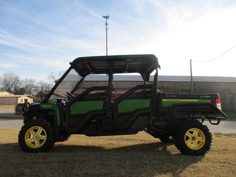 john deere gator xuv 855d s4 motorcycles for sale. Black Bedroom Furniture Sets. Home Design Ideas