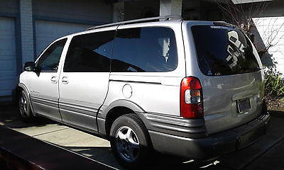 2004 Pontiac Montana  Clean 2004 Pontiac Montana Mini Van W/Full Power