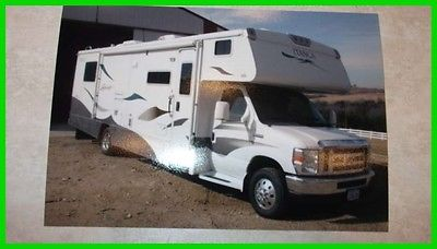 2008 Itasca Spirit 31C 31' Class C RV Ford V10 Gas Slide Out New Tires WARRANTY