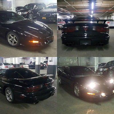 1997 Pontiac Trans Am WS6 1997 pontiac trans am ws6