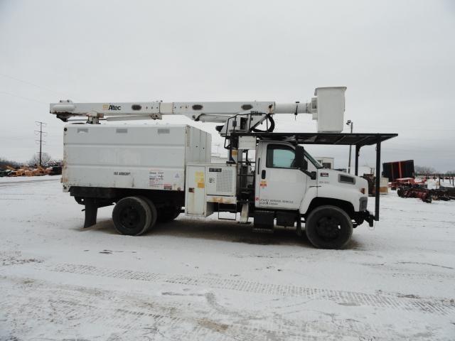 2005 Gmc C7500 Bucket Truck - Boom Truck