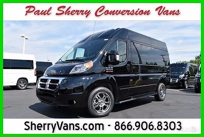 2016 Ram ProMaster ProMaster Conversion Van! 20+ MPG - Leather - 32