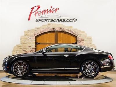 2014 Bentley Continental GT -- 2014 Bentley Continental GT Speed