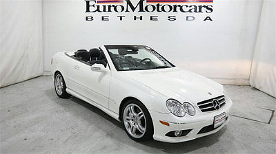2006 Mercedes-Benz CLK-Class 2dr Cabriolet AMG 5.5L mercedes benz clk 55 63 clk55 clk63 e55 amg cab convertible navi used best price
