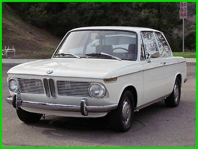 1969 BMW Other RARE 2002 AUTOMATIC MOON ROOF NEW PAINT GREAT SHA 1969 BMW 2002 AUTOMATIC MOON ROOF RARE NEW PAINT NO RUST VERY PRETTY CAR ORIGINA