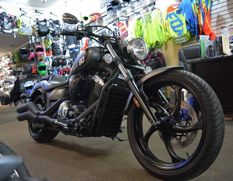 Yamaha stryker motorcycles for sale in clearwater florida for Yamaha motorcycle for sale florida