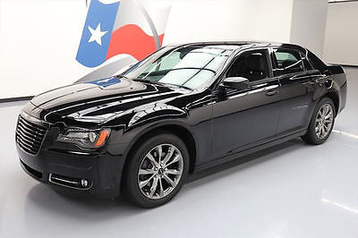 2014 Chrysler 300 Series S Sedan 4-Door 2014 CHRYSLER 300 S AWD LEATHER NAV REAR CAM BEATS 22K #337363 Texas Direct Auto