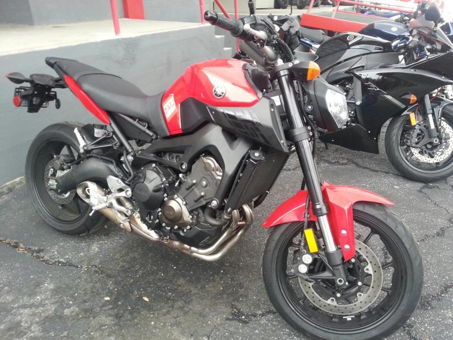 Yamaha fz 09 motorcycles for sale in pasadena california for Yamaha of pasadena