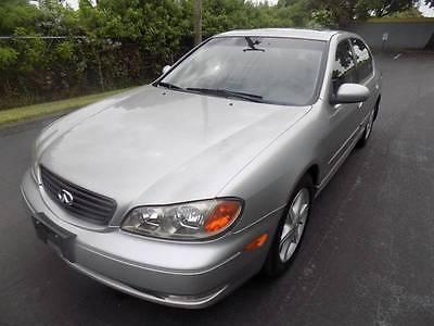 2004 Infiniti I35 Base 4dr Sedan 2004 Infiniti I35 Base 4dr Sedan 112,856 Miles Silver Sedan 3.5L V6 Automatic 4-