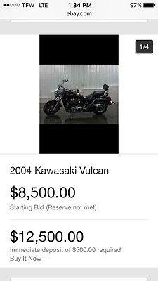 2004 Kawasaki Other  kawasaki 2000 Limited Edition