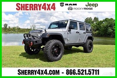 2016 Jeep Wrangler Sport - Rocky Ridge K2 LIFTED Jeep! Rocky Ridge K2! 3.5