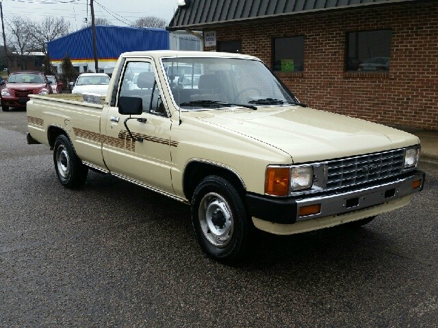 1986 Toyota Truck Cars for sale