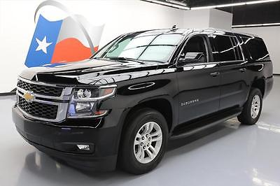 2016 Chevrolet Suburban  2016 CHEVY SUBURBAN LT 1500 SUNROOF NAV DVD 8-PASS 40K #179215 Texas Direct Auto