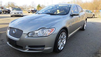 2010 Jaguar XF Base 2010 Jaguar XF Base 103878 Miles Silver 4d Sedan 8 Auto