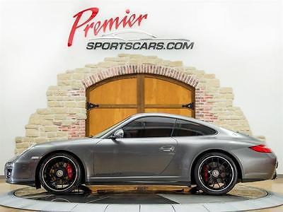 2012 Porsche 911 Carrera GTS -- 2012 Porsche 911 Carrera GTS