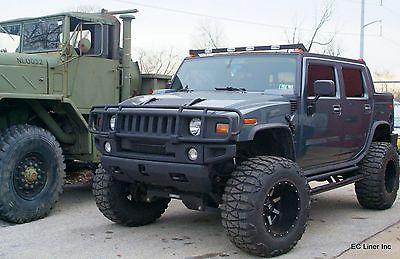 2005 Hummer H2 Base Sport Utility 4-Door 2005 Hummer H2 SUT