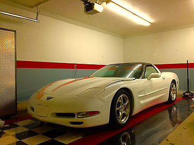 2000 Chevrolet Corvette coupe 2000 Corvette Coupe C5 / 8211 miles / BG Component Warrantees