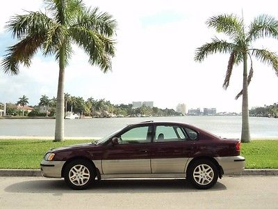 2001 Subaru Outback  2001 SUBARU LEGACY OUTBACK LIMITED AWD 1OWN FLORIDA NON SMOKER ACCIDENT FREE