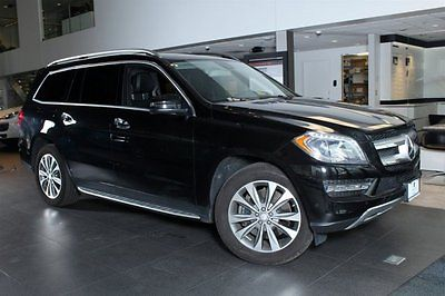 2013 Mercedes-Benz GL-Class 2013 SUV Used Turbocharged Gas V8 4.6L/285 7-Speed Automatic w/Manual Shift AWD