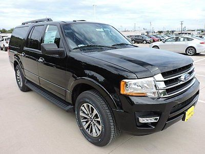 2017 Ford Expedition XLT/King Ranch 2017 Ford Expedition EL XLT/King Ranch UT Turbocharged Gasoline Fuel V6 3.5L Aut