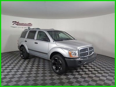 2006 Dodge Durango SXT RWD V8 SUV Cloth Seats Towing Package AUX USB 144188 Miles 2006 Dodge Durango RWD SUV 3rd Row Seating Bluetooth Lowest Price