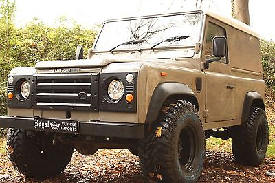 1980 Land Rover Defender Vinly LAND ROVER DEFENDER 90