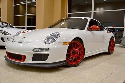 2011 Porsche 911 GT3 RS Carrera White Porsche 911 with 12,669 Miles available now!